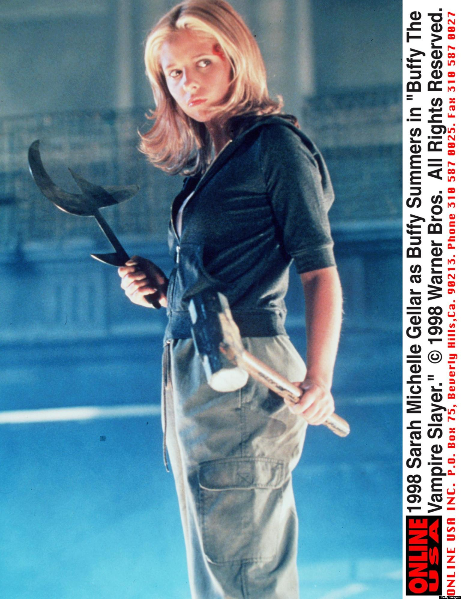 She 'Cant' Be Produer' Of 'Buffy'