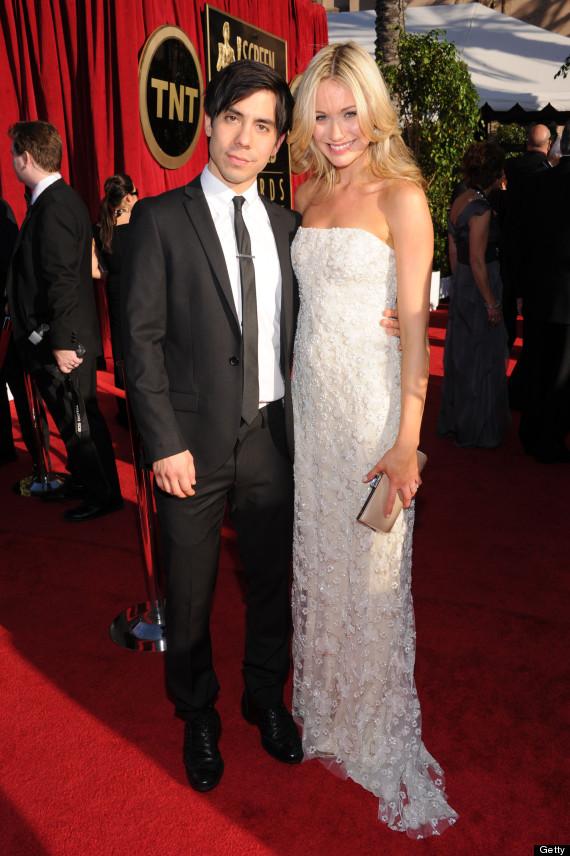 Katrina Bowden couple