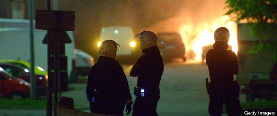"""Suède : """"Les émeutes continuent"""" (Presseurop) dans Europe"""