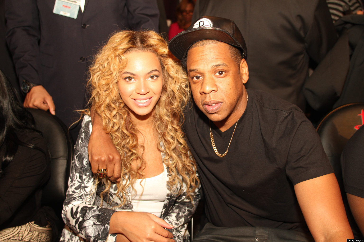 Beyonce Baby Rumors False? Jay-Z Allegedly Denies ...