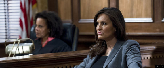 LAW AND ORDER SVU FINALE