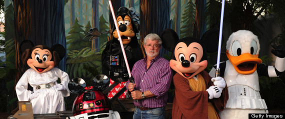 New 'Star Wars' Cartoon Coming To Disney