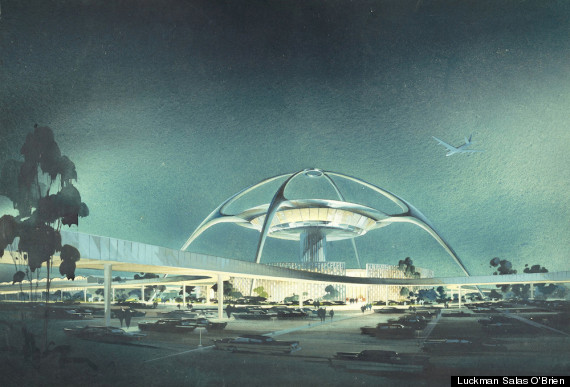 lax theme building by pereira and luckman
