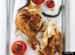 Recipe Of The Day: Spatchcock Chicken
