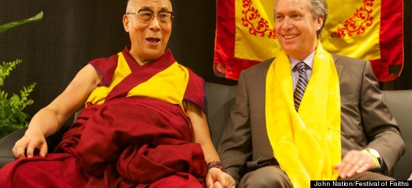 The Derby City Embraces 'Compassion' With Dalai Lama's Teaching
