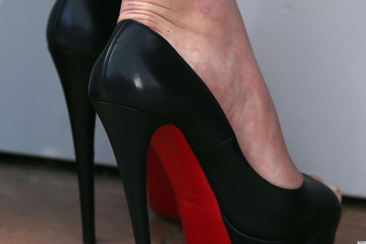 Sore Red Heels