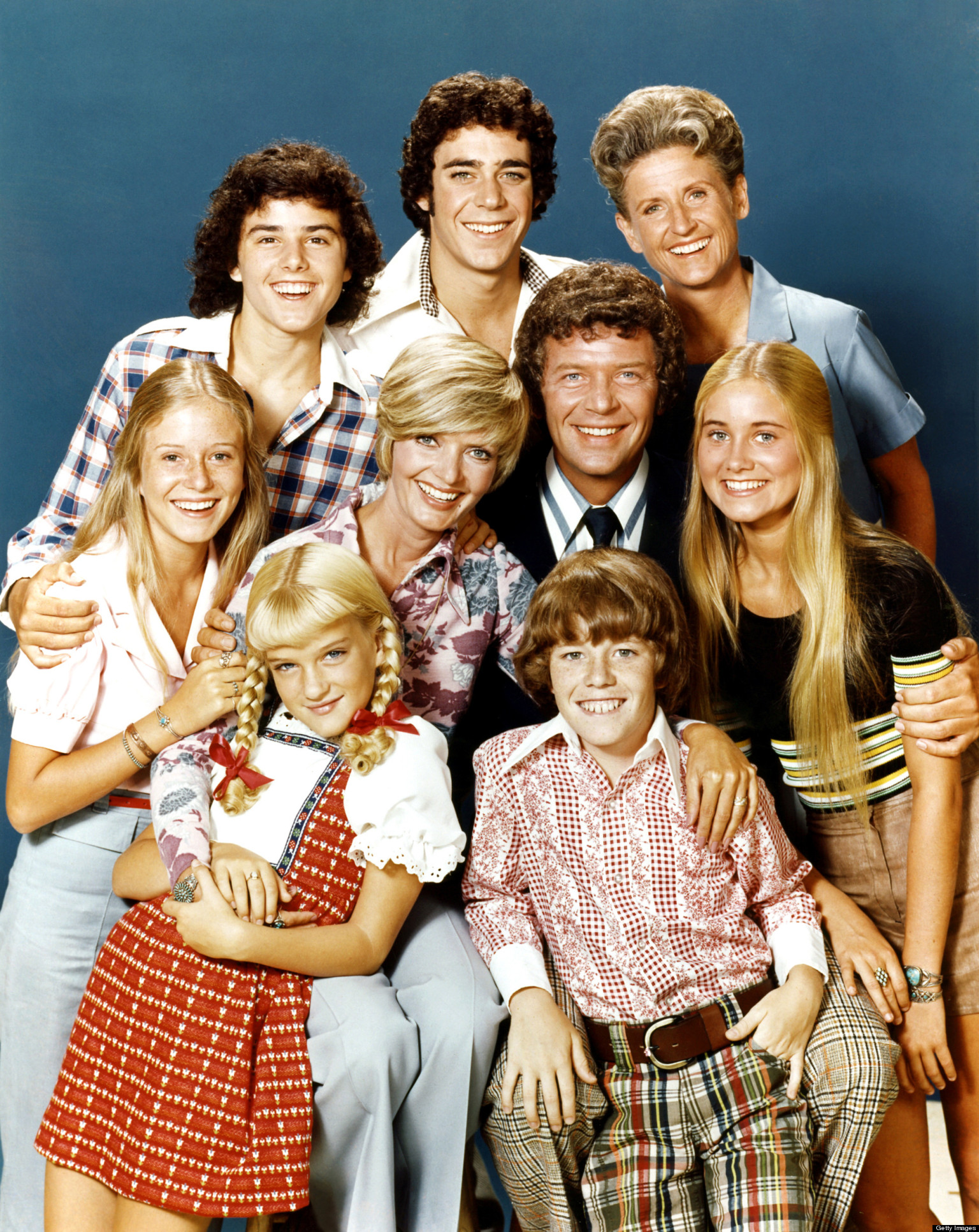 The 'Brady Bunch' Chil...