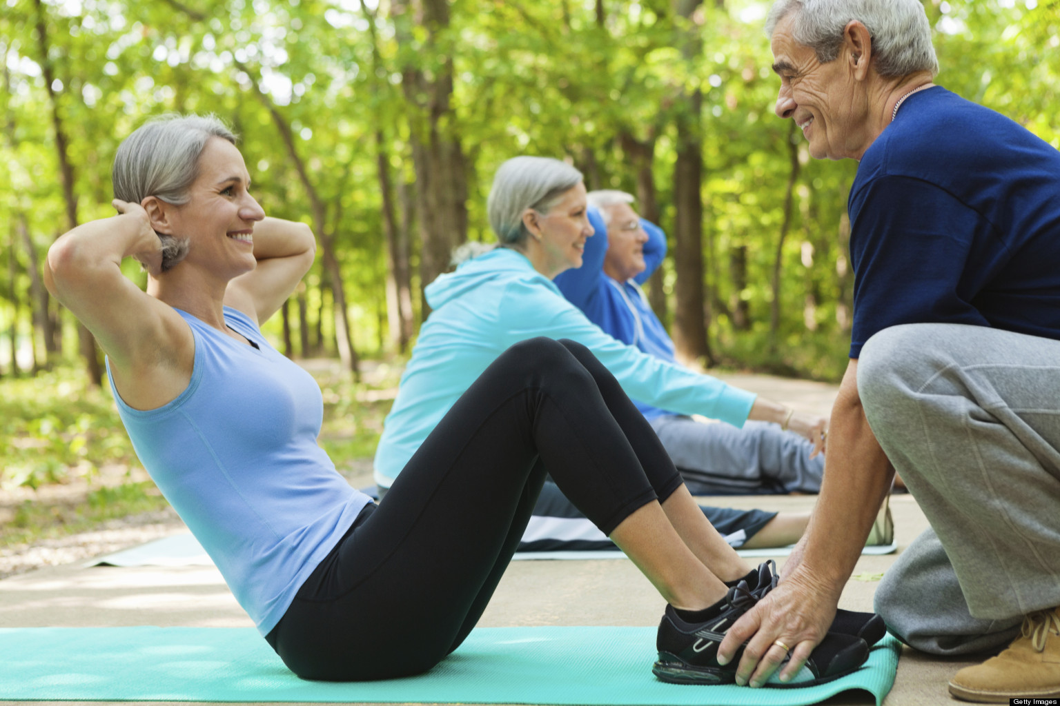 Club 50 fitness and wellness for mature adults
