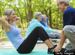 8 Great Exercise Tips For Those Over 50
