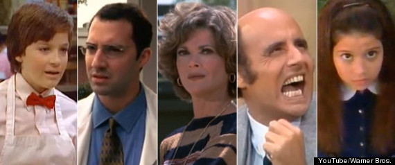 Arrested Development Cast Early Roles