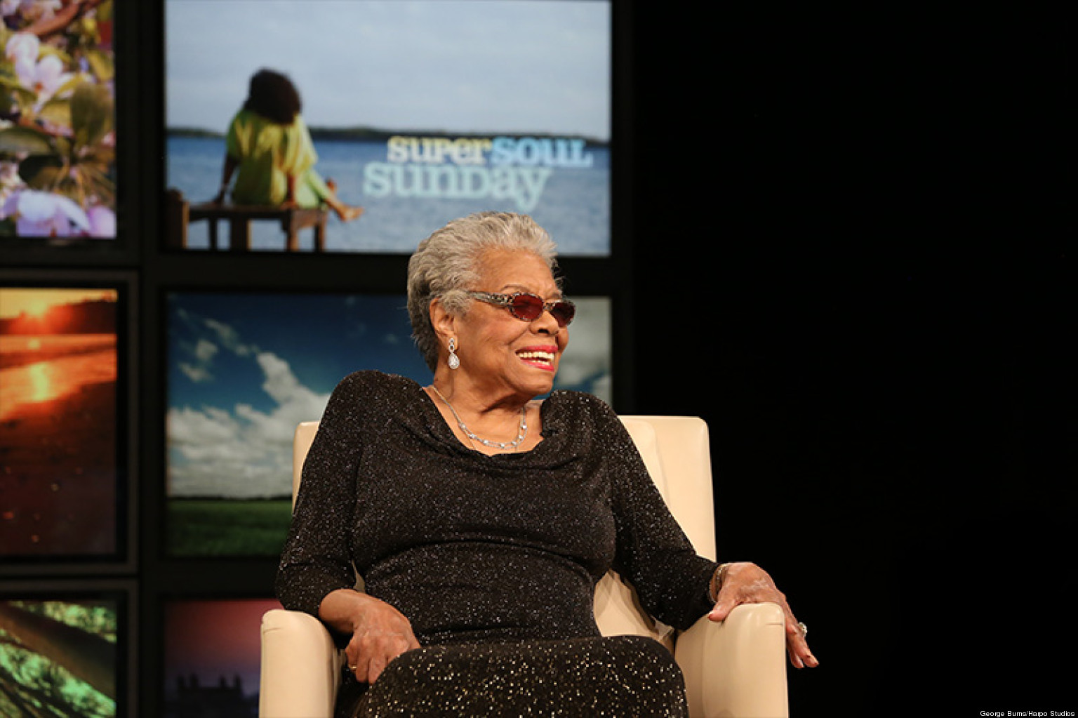 maya angelou child hood essay