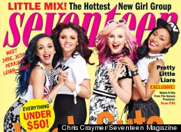 Little Mix Cover Seventeen! (PHOTO)