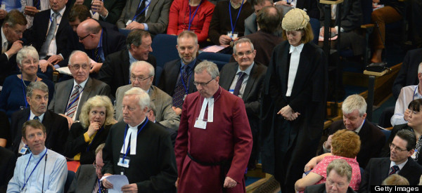 Presbyterian Church Of Scotland OK's Gay Ministers