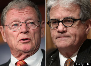 Jim Inhofe Tom Coburn