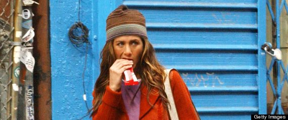 JENNIFER ANISTON EAT