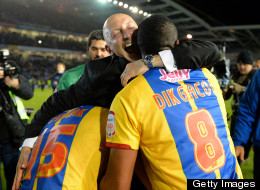 Brighton Apologise To Crystal Palace Over Excrement In Changing Room