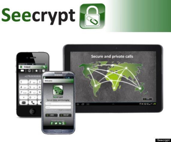 seecrypt encryption mobile app