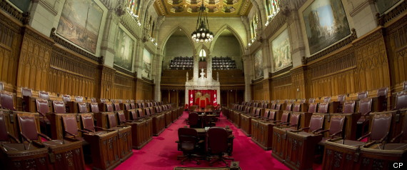 SENATE EXPENSES CANADA