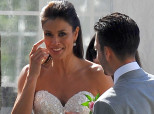 Melanie Sykes Wedding Pictures