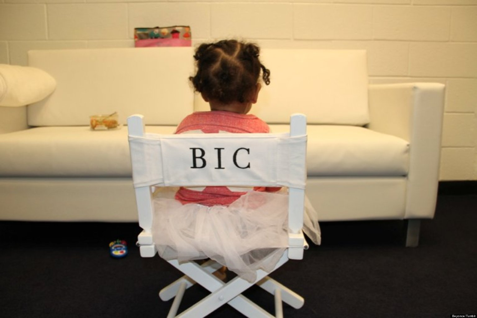 Blue Ivy Is Too Cute For Words