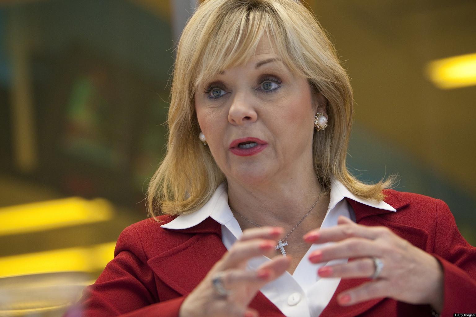 Mary Fallin Mary Fallin Oklahoma Governor Tornado Damage 39The Worst