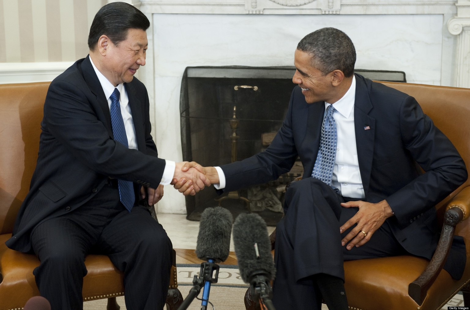 China's New Leader Will Meet With Obama Sooner Than Expected