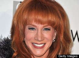 WATCH: Kathy Griffin Reveals Which Famous Lesbian She'd Like To See In White House