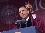 Obama Morehouse College