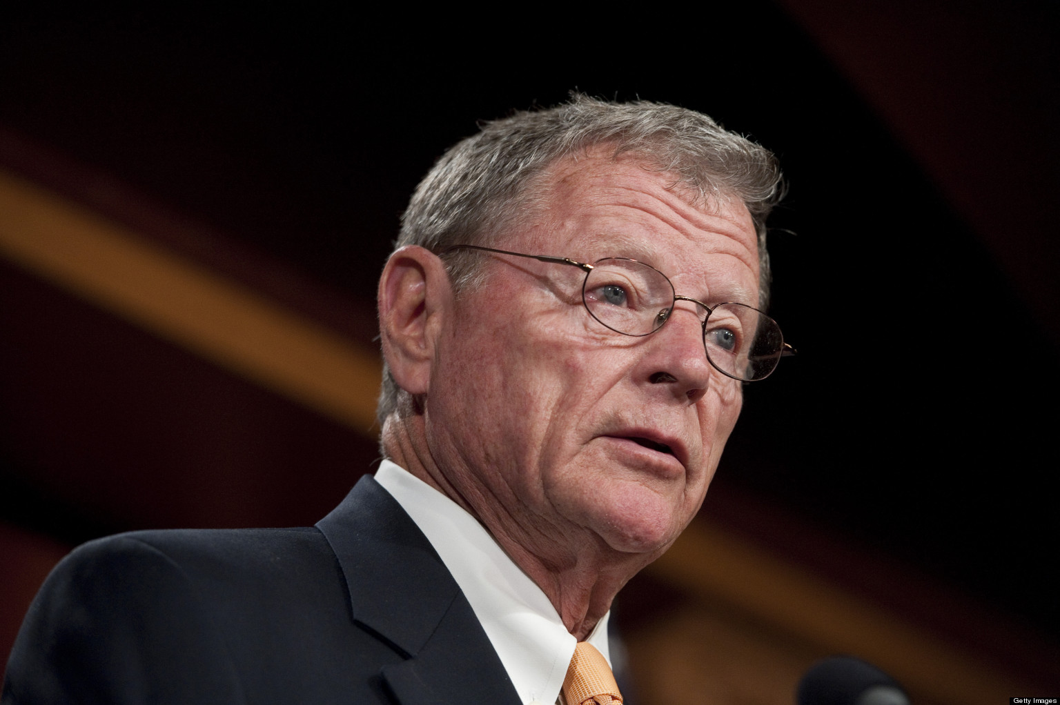 Inhofe: Oklahoma Aid Will Be 'Completely Different' From Sandy Aid