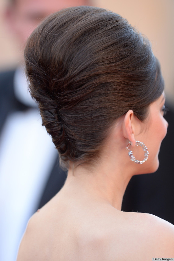 Marion Cotillard S Beehive Hairstyle At Cannes How Did