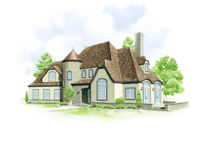Learn the language of your home 10 popular house styles for Types of houses in america
