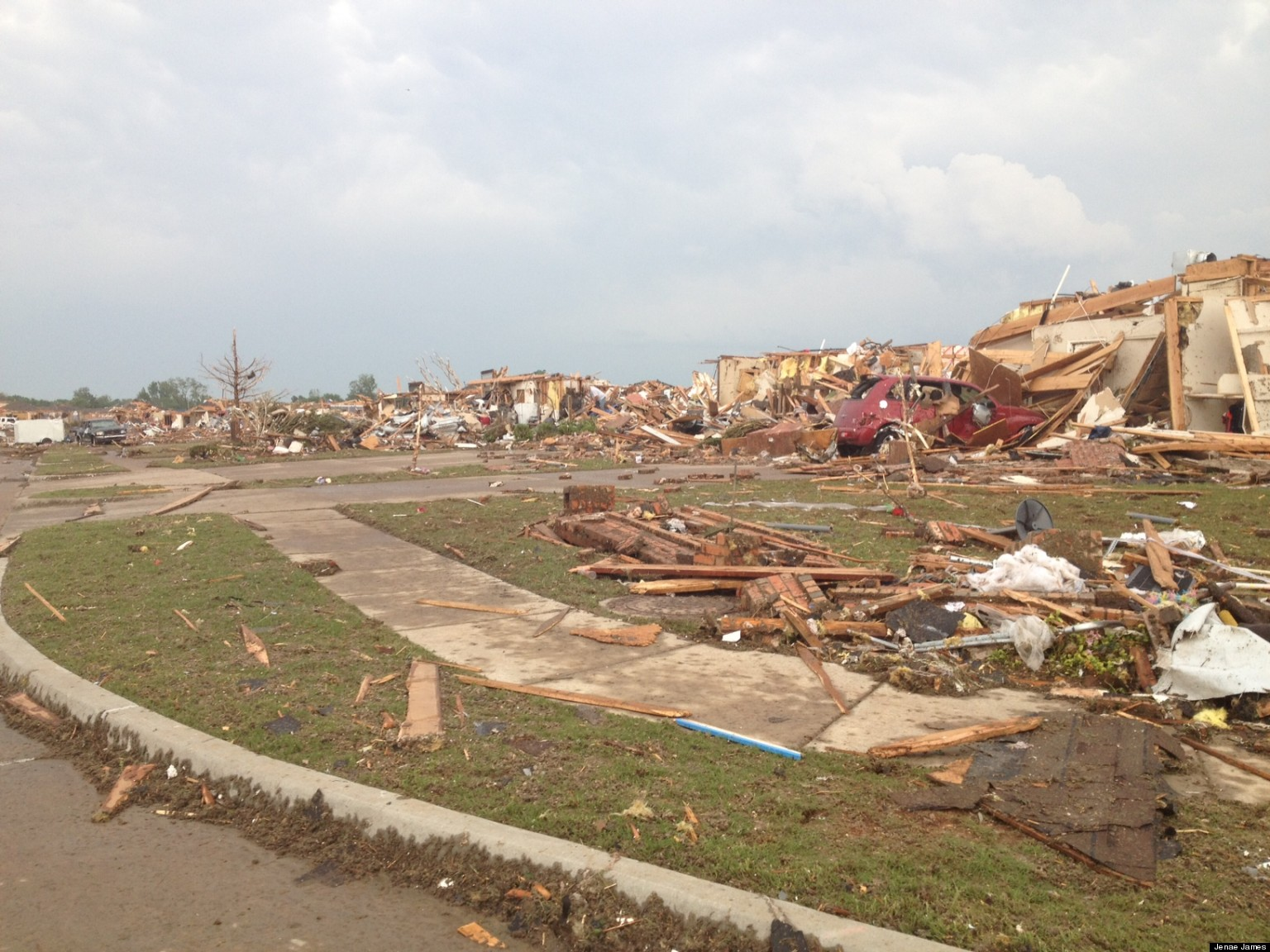 Oklahoma Readers' Stories: 'Everything Is Gone' (PHOTOS)