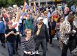 Apparent Hate Crime In New York Sparks Anti-Violence Protest, Draws Diverse Crowd Near Stonewall