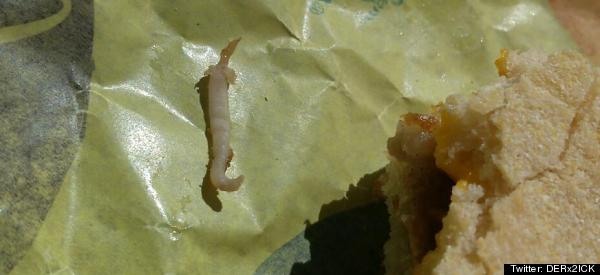 You Won't Believe What Grossed Out Student Allegedly Found In McMuffin