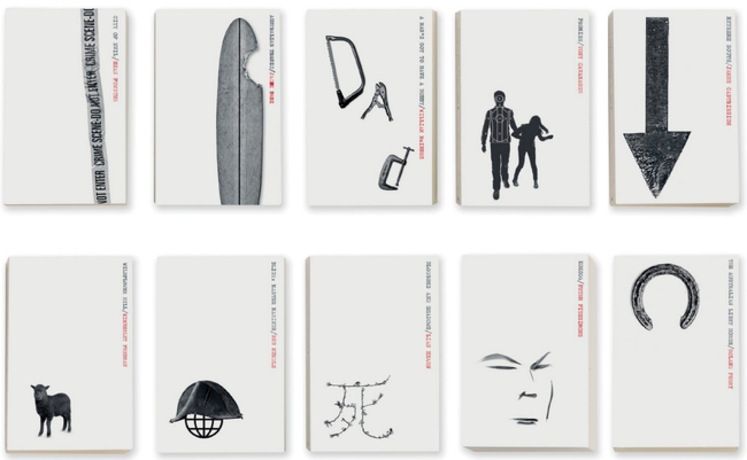 Calendar Design Book : Qantas airlines book series stories for every journey