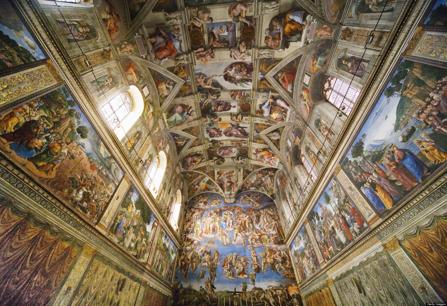 Sistine Chapel Pickpockets Prey On Vatican Tourists