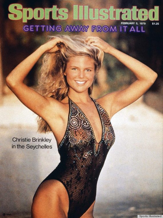 christie brinkley swimsuit