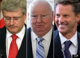 Stephen Harper Mike Duffy Nigel Wright