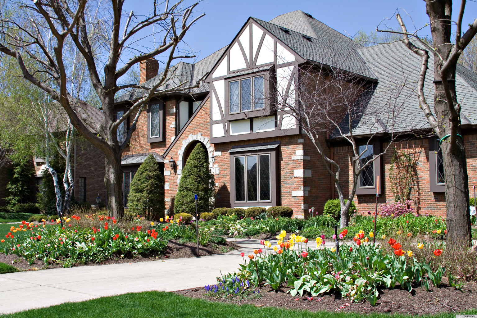 7 ways to determine a home 39 s architectural style huffpost Homestyles com