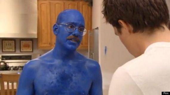 tobias funke blue