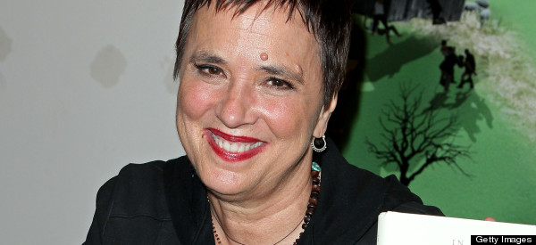 Gotham Salon:  Eve Ensler's New Book