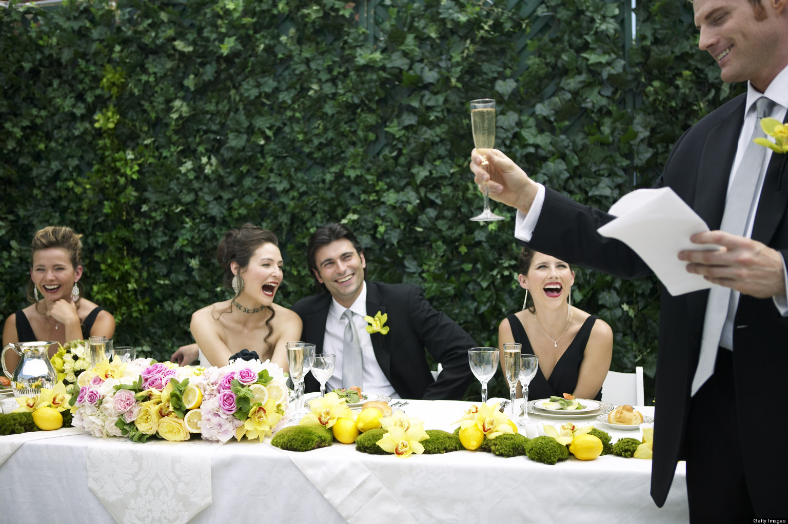 Wedding Toast -2