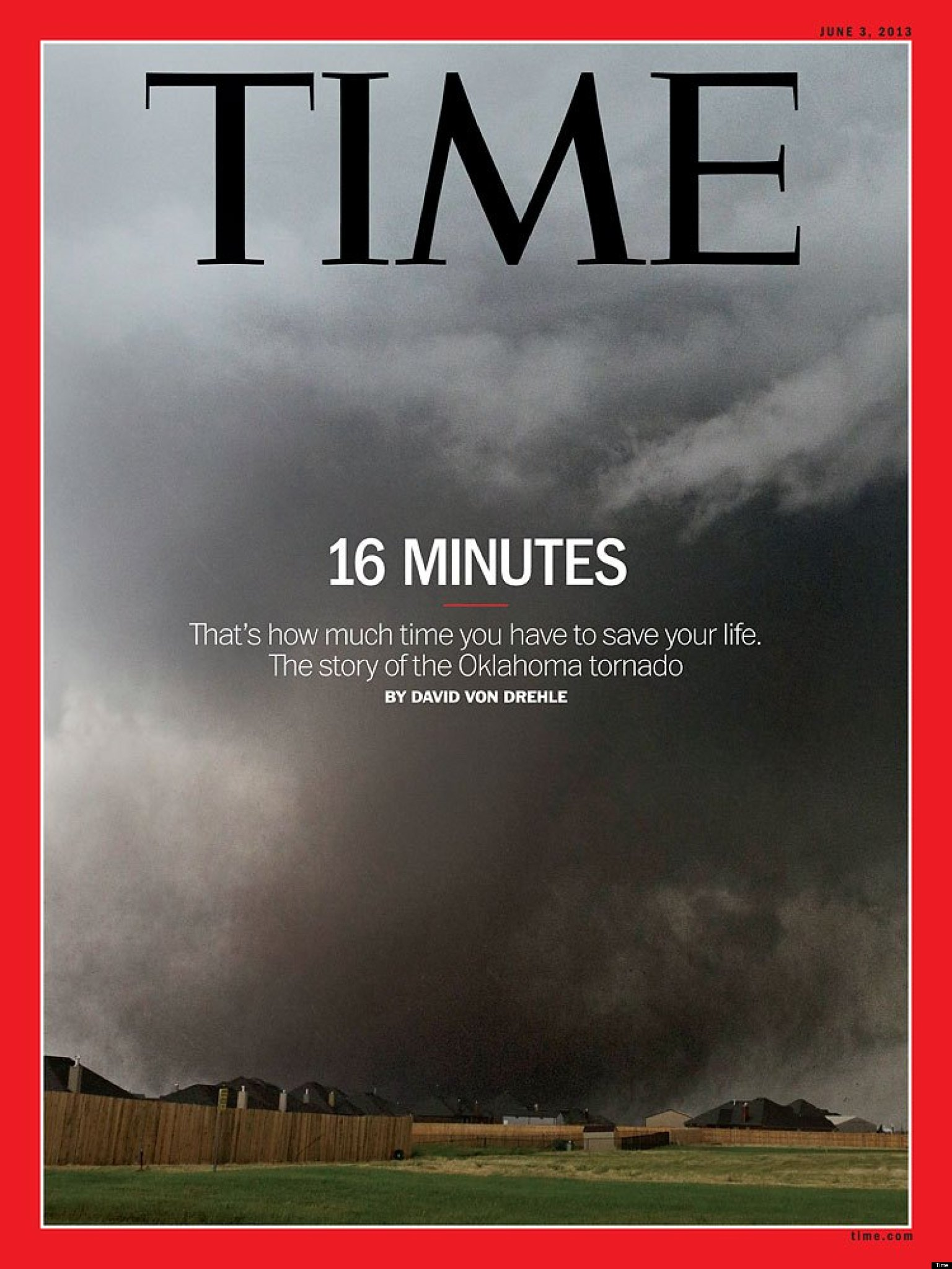 time magazine u0026 39 s chilling oklahoma tornado cover  photo