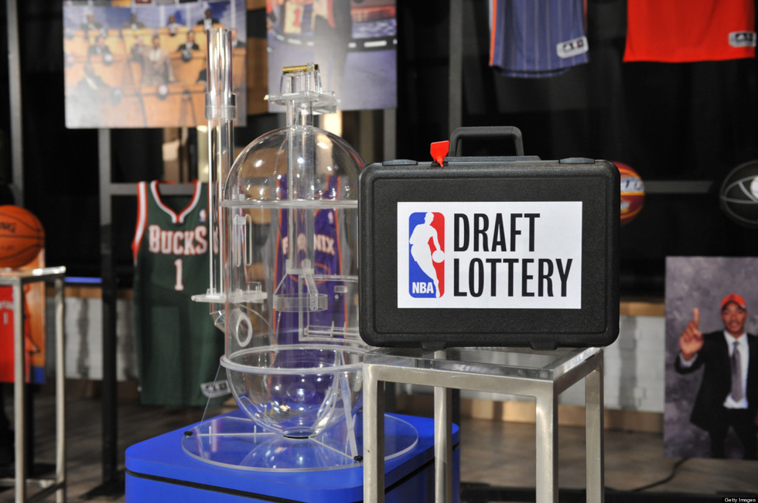 nba draft lottery results 2013 cleveland cavaliers land