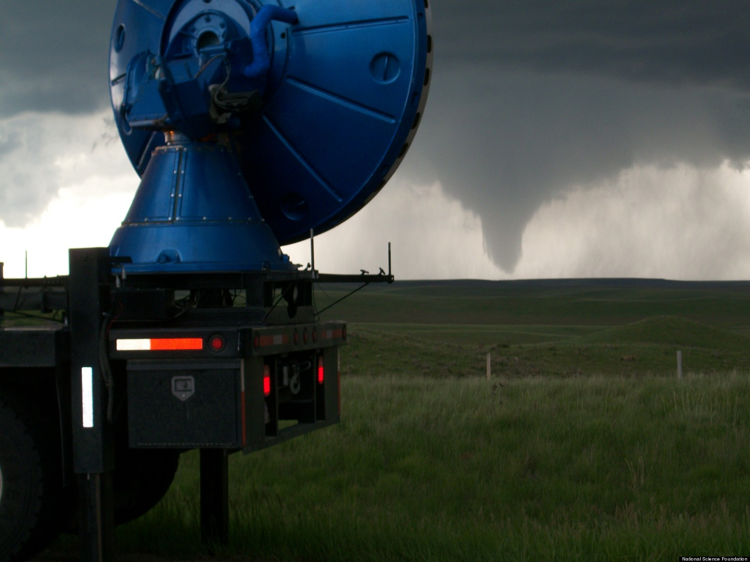 Tornado Hunter Chases Deadly Storm Data