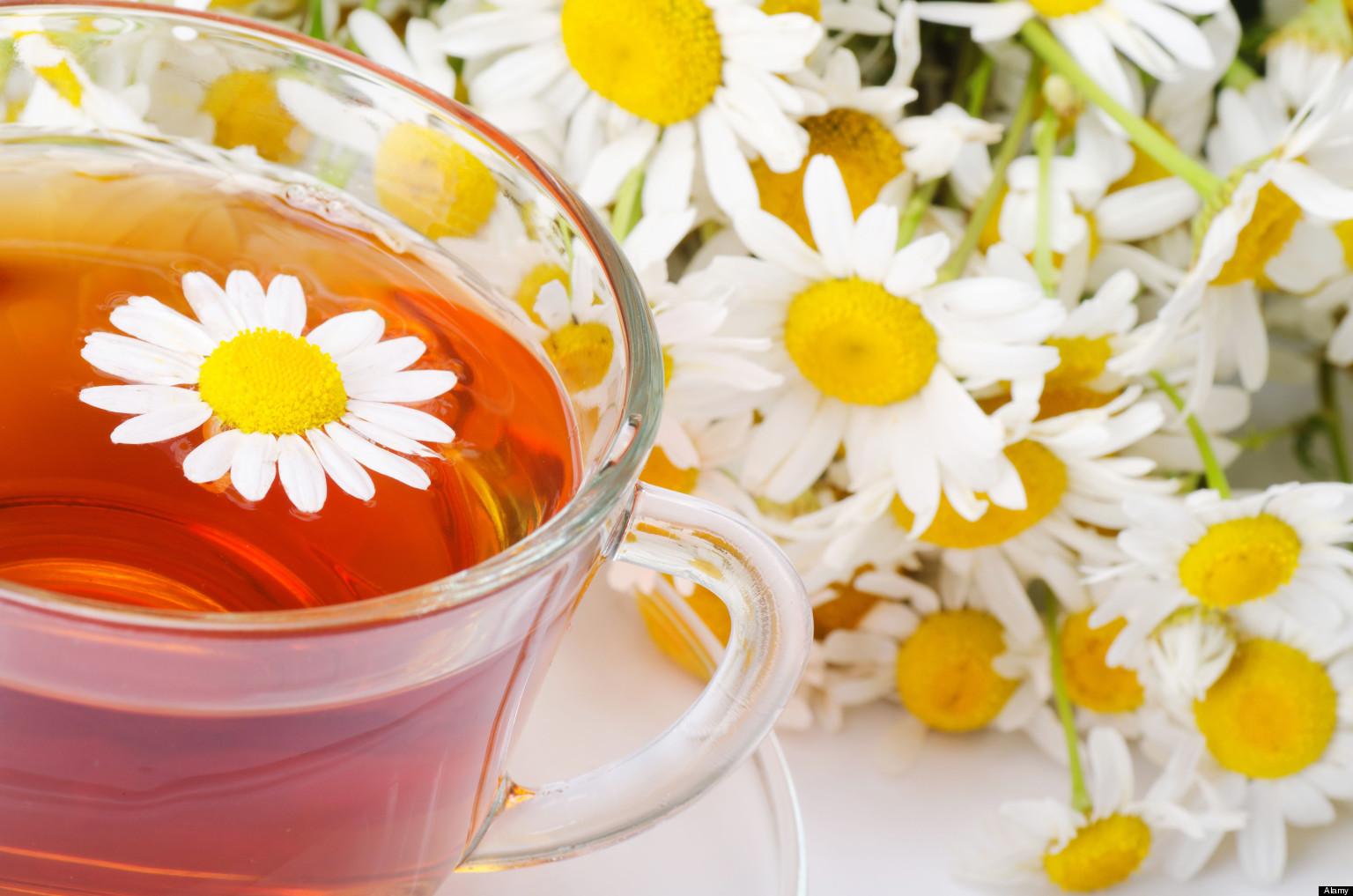 Caramile tea