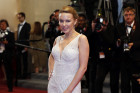 Kylie Minogue Does Bridal-Worthy Style...