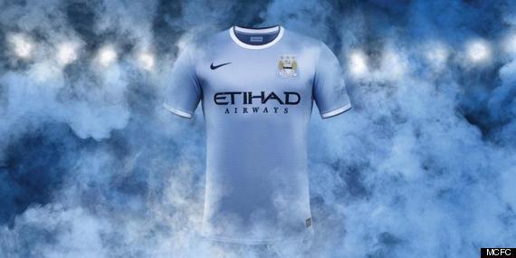 manchester city nike kit