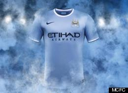 City Reveal Debut Nike Kit (PICTURE)