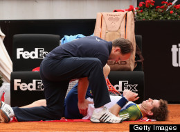 Back Injury Forces Murray To Withdraw From French Open